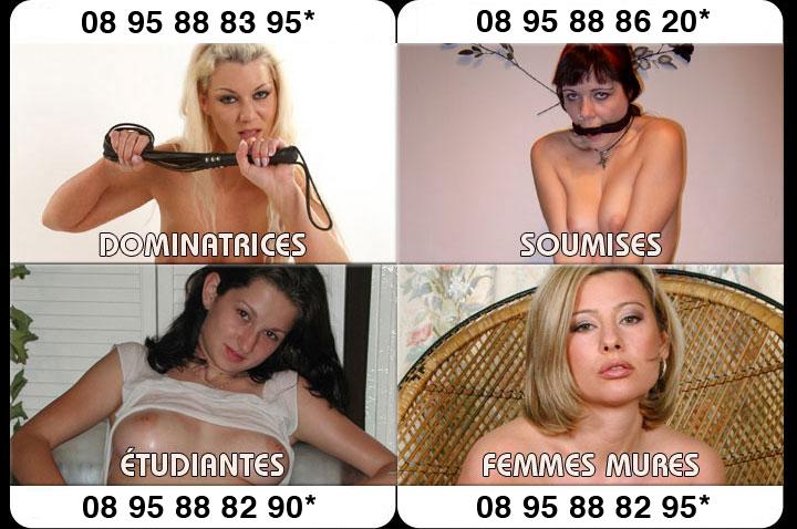 sexe au tel sexe entre femmes